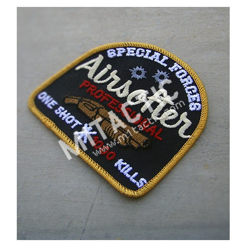 Special Forces Airsofter Professional Patch