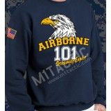Sudadera 101 Airborne Screaming Eagles
