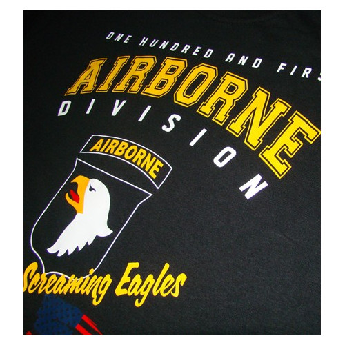 Airborne 101 Division Tshirt
