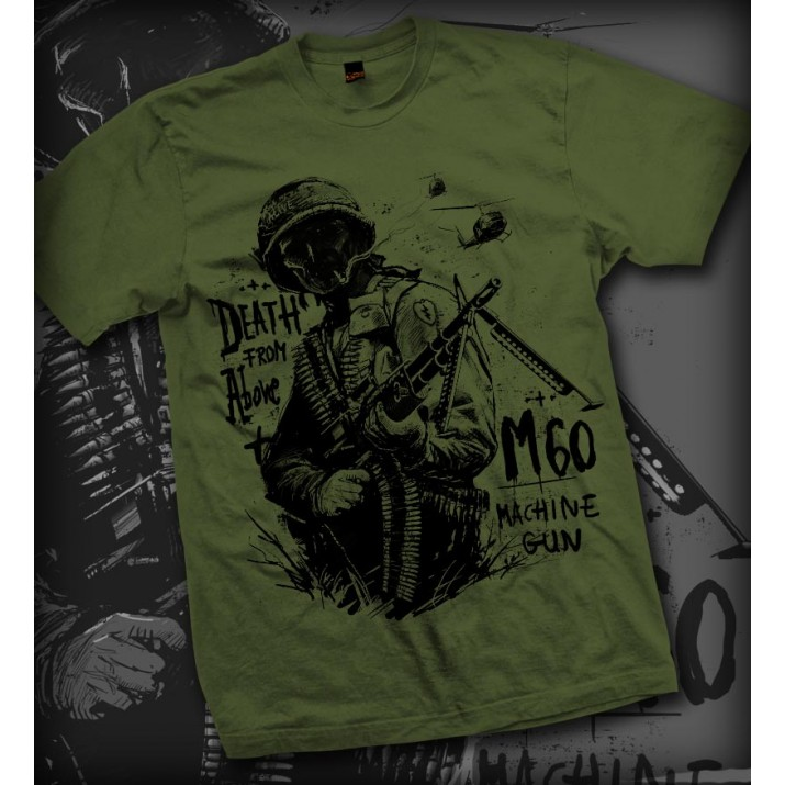 Camiseta M60 Death from Above