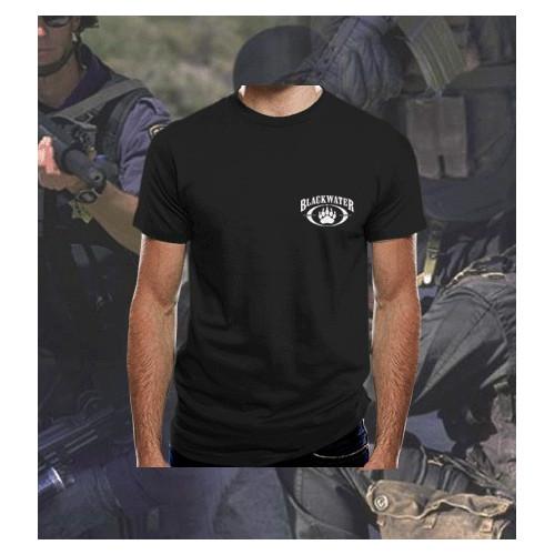Camiseta Blackwater Negra