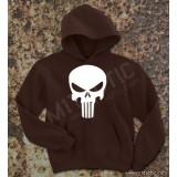 Sudadera capucha Punisher