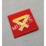 Parche 4ª División de Marines de Estados Unidos