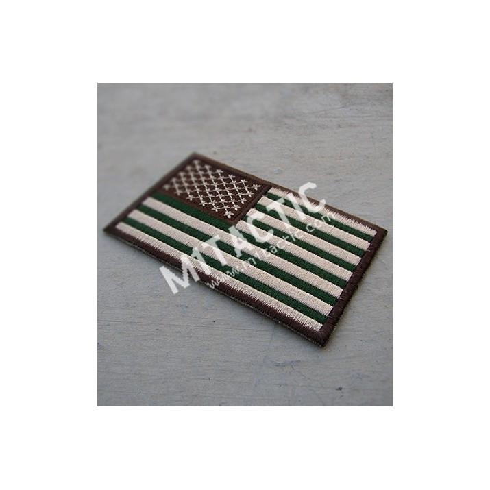 Parche / Bandera de USA Forest/Woodland