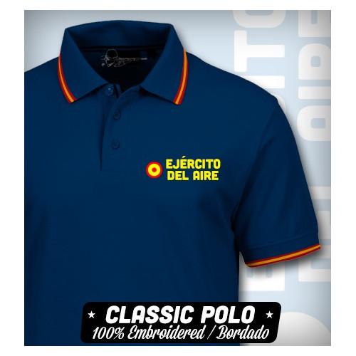 Polo Armée de l'Air Espagnole