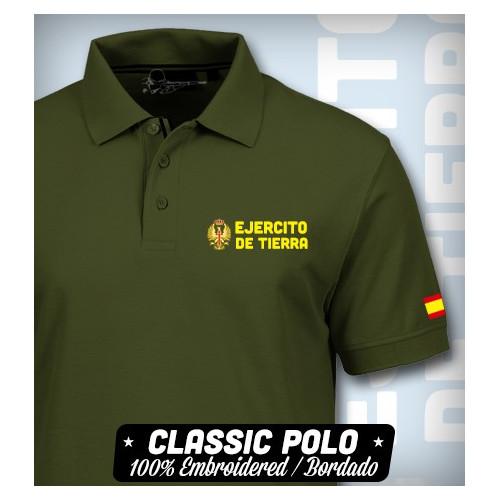 Polo Armée de terre espagnole