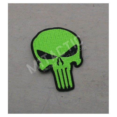 Punisher Patch (Green)