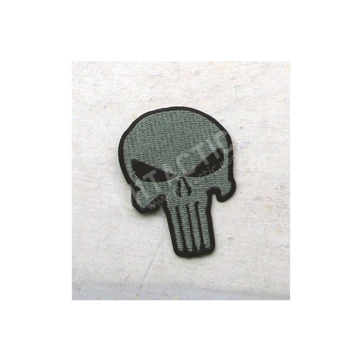 Parche / Emblema de Punisher de alta calidad (Olive Drab)