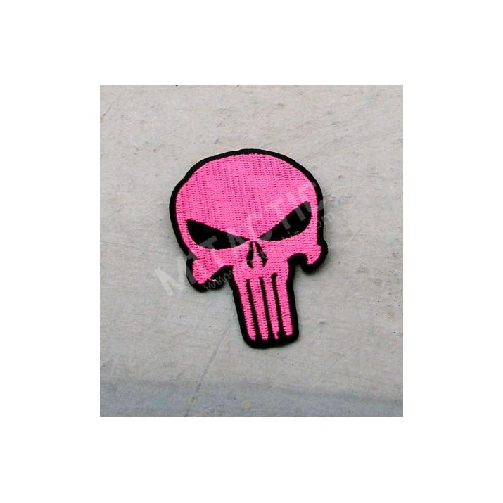 Parche / Emblema de Punisher de alta calidad (Pink)