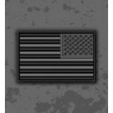 Bandera USA SWAT/CQB Invertida