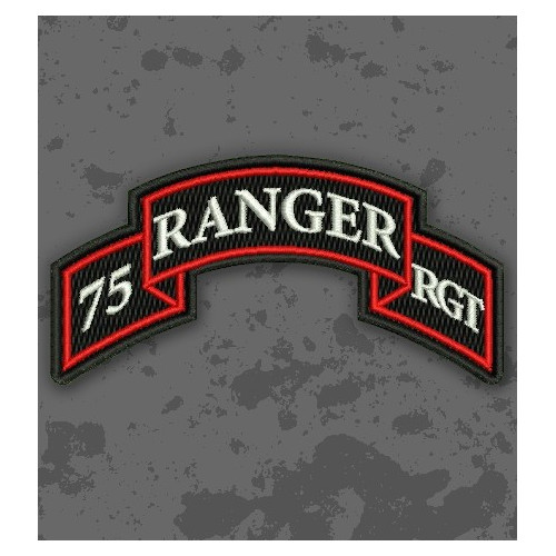 Parche 75th Ranger Regiment (Airborne)
