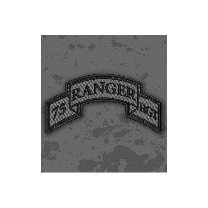 Parche 75th Ranger Regiment (Airborne) ACU