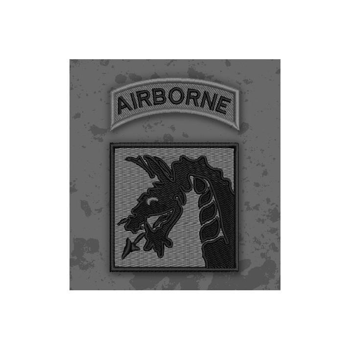 Parche 18th Airborne Corps ACU