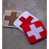 Mini Parche Médico - Cruz Roja