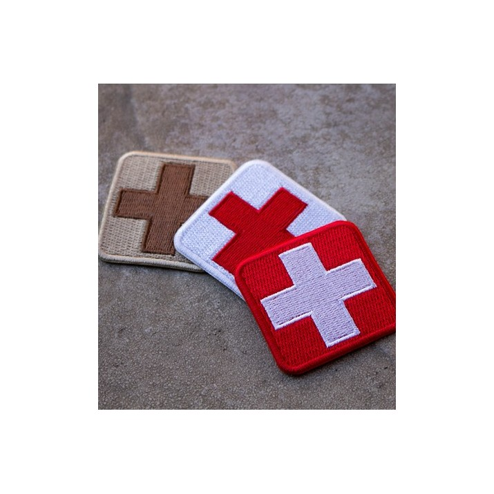 Medic Small Patch - Red Cross