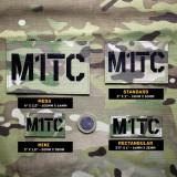 Custom Multicam Call Sign Id patch