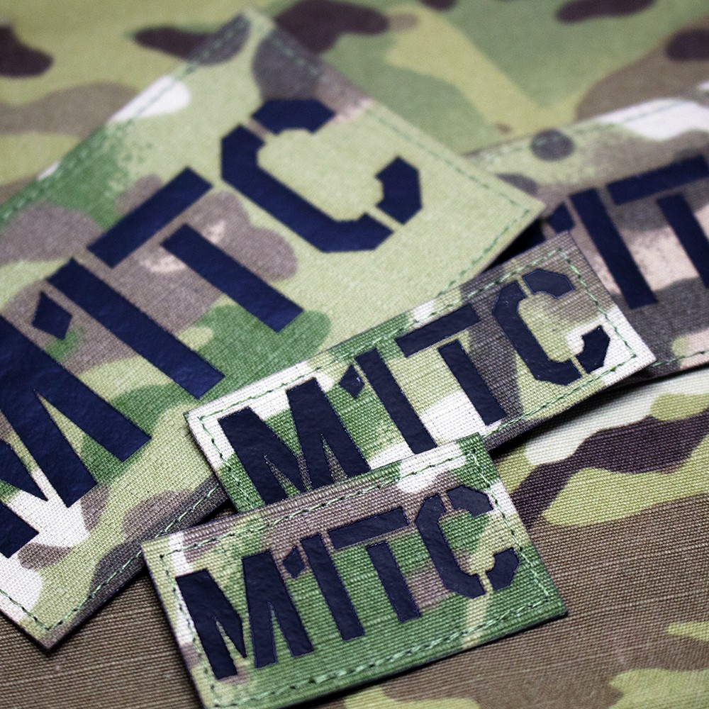 IR Call sign patches - SOCNET: The Special Operations