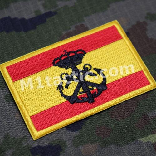 Parche / Bandera de España FGNE