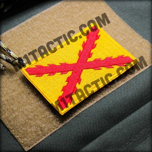 Parche / Bandera Tercios (Amarilla)