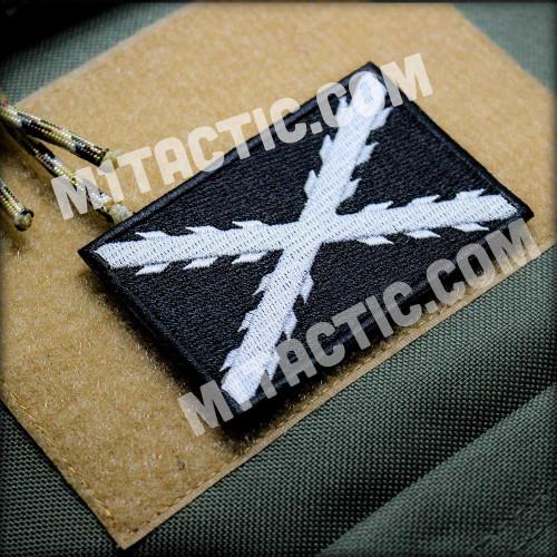 Parche / Bandera Tercios (SWAT - Policial)