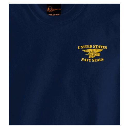 Camiseta U.S. Navy SEALs Navy
