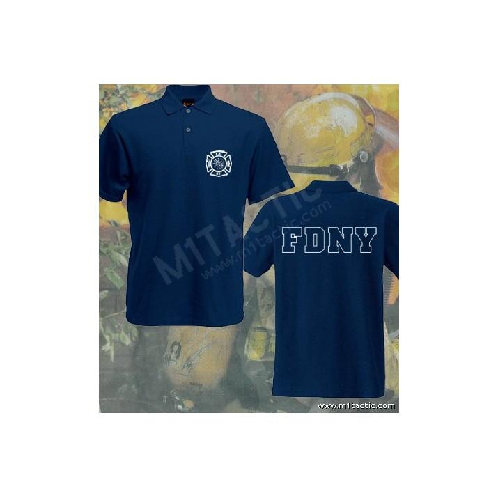 Polo FDNY Paramedic