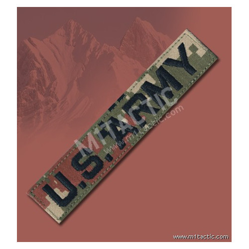 Nametape U.S. ARMY Mountain Stalker