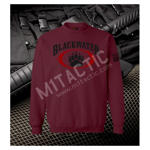 Sudadera Blackwater Burdeos