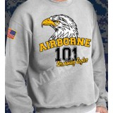 101 Airborne Screaming Eagles Sweat-shirt