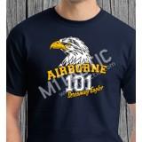 Tshirt 101 Airborne Screaming Eagles