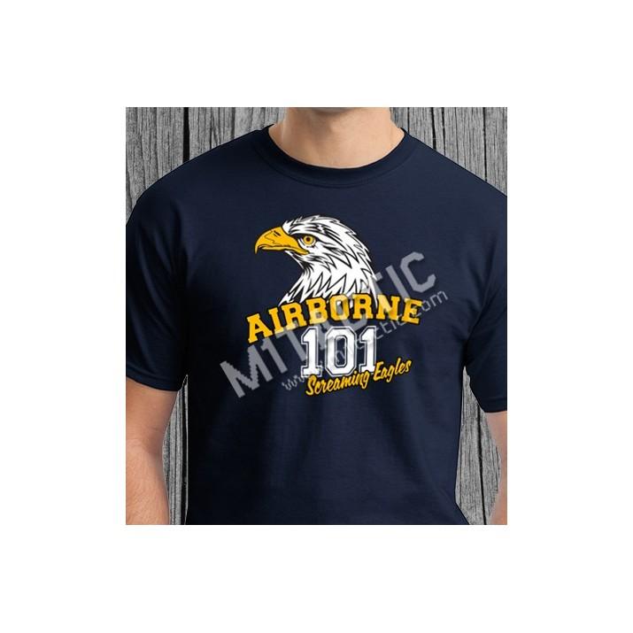 101 Airborne Screaming Eagles Tshirt