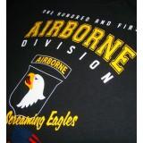 Camiseta Airborne 101 Division