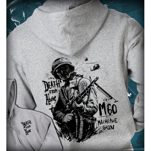 M60 Death from Above Hooded Sweatshirt