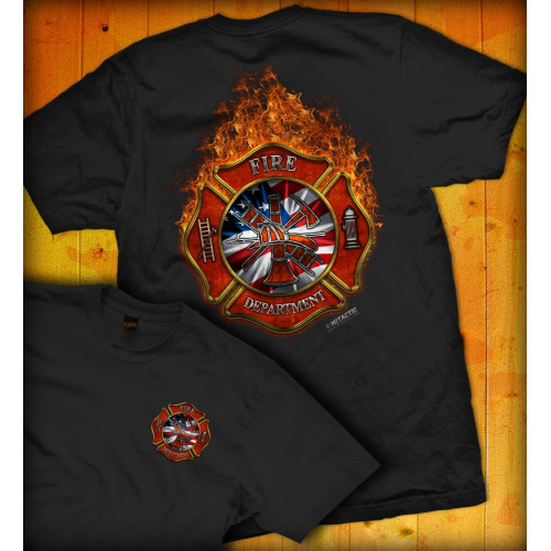 Camiseta FDNY - Fire Department