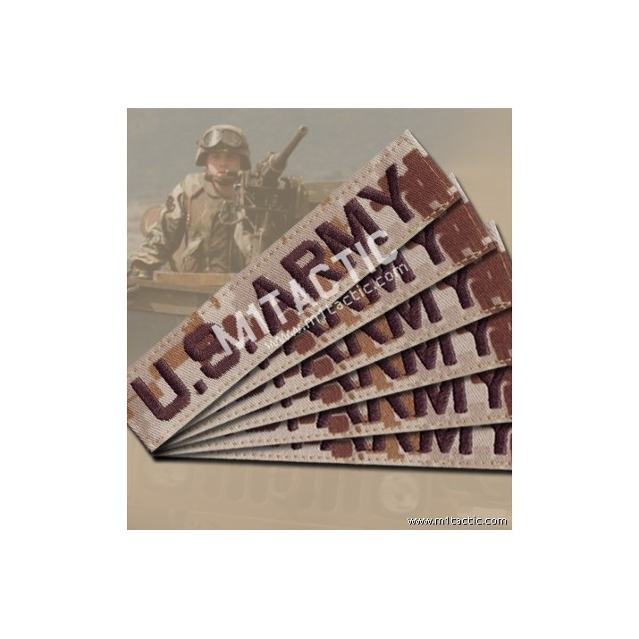 Custom Digital Desert (Marpat) Name Tape