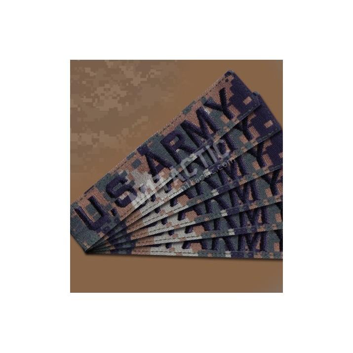Nametape personnalisée Marpat (Woodland Digital)