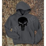Sudadera capucha Punisher