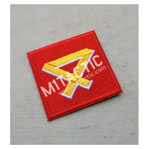 4th Marine Division (United States) Patch