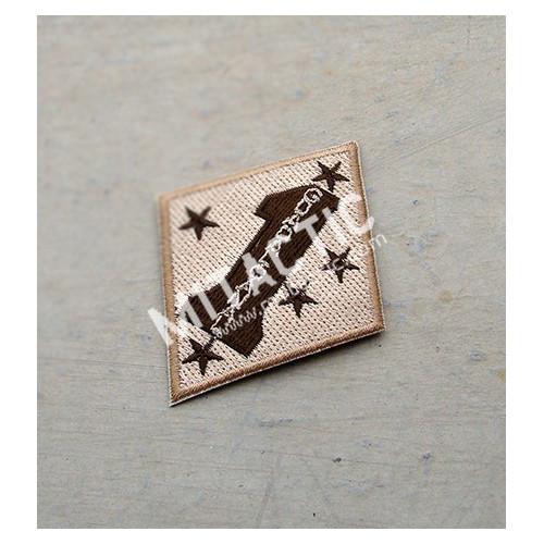 Parche 1ª División de Marines de Estados Unidos (DESERT)