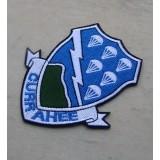 Parche / Emblema Rectangular Paramedic