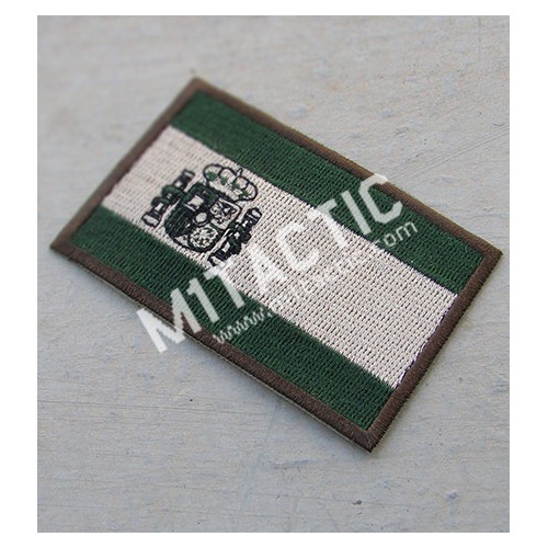 Patch Brode de l'Espagne Forest/Woodland