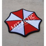 Emblema Resident Evil Umbrella Corporation
