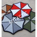 Patch Resident Evil Umbrella Corporation (Vert)
