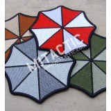 Resident Evil Umbrella Corporation Patch (Arid - Tan)