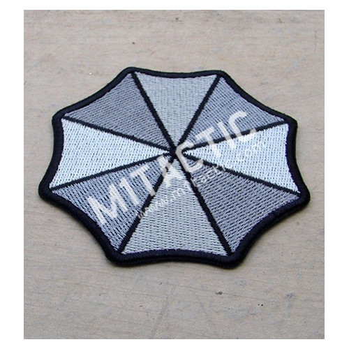 Patch Resident Evil Umbrella Corporation (Gris)