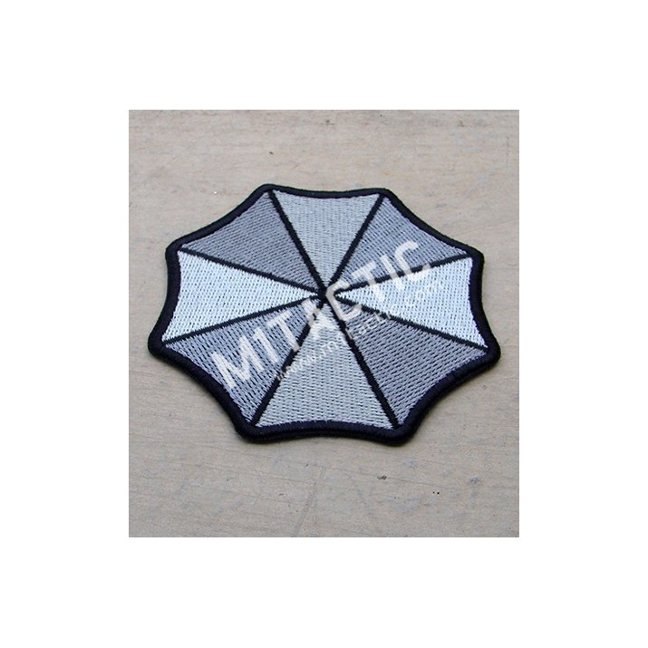 Resident Evil Umbrella Corporation Patch (Gray)