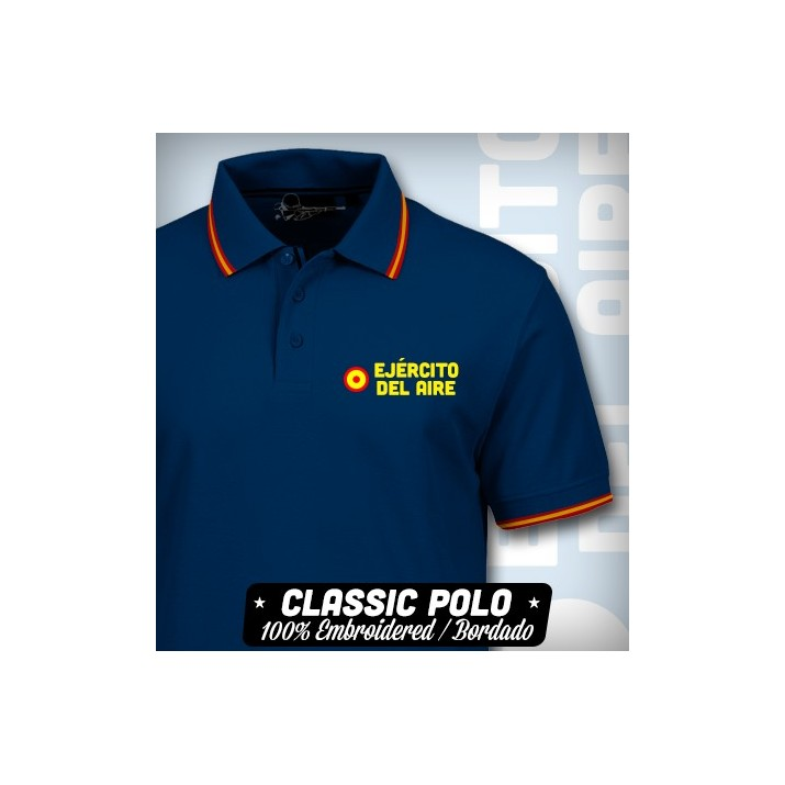 Polo Spanish Air Force