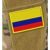 Parche / Bandera de Colombia