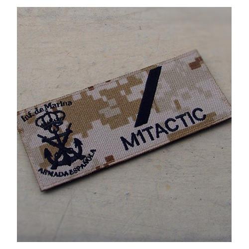 Spanish Navy Marines Military Patch (Desert Digital)