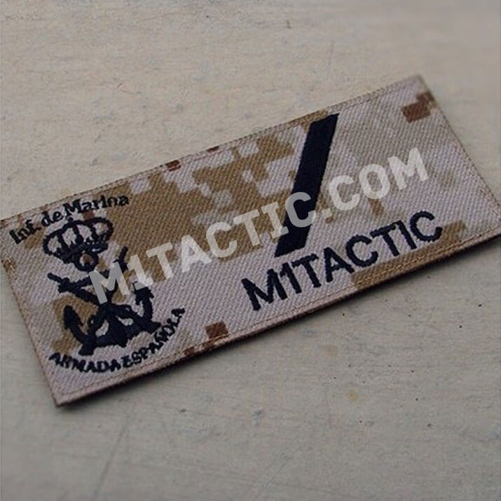 Patch militaire de Spanish Navy Marines (Desert Digital)